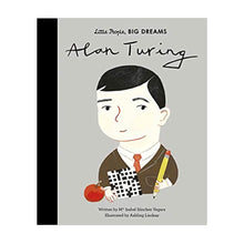 Load image into Gallery viewer, Alan Turing - Story Book