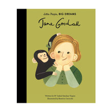 Load image into Gallery viewer, Jane Goodall - Story Book