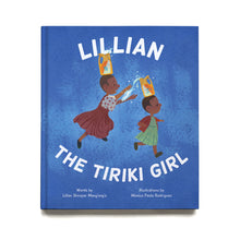 Load image into Gallery viewer, Lillian the Tiriki Girl