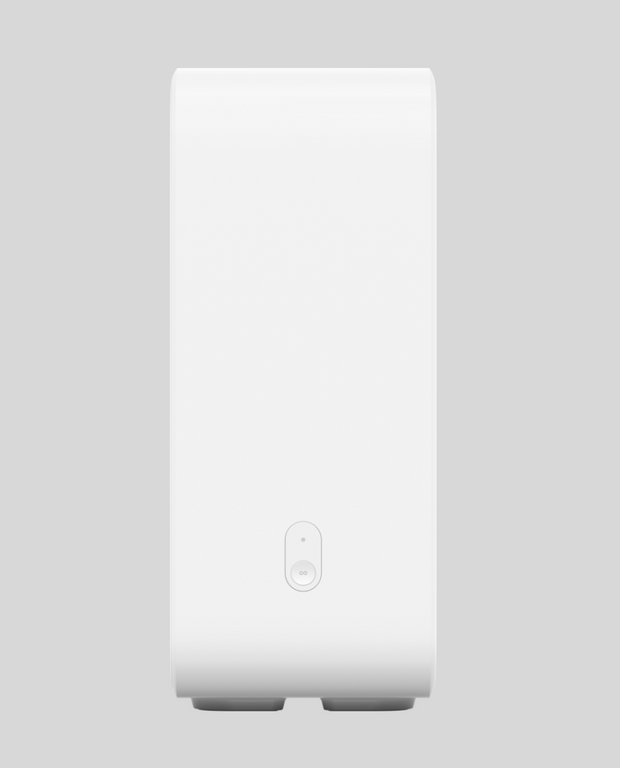 Sonos, wireless Gen 3 subwoofer for deep bass (gloss white)