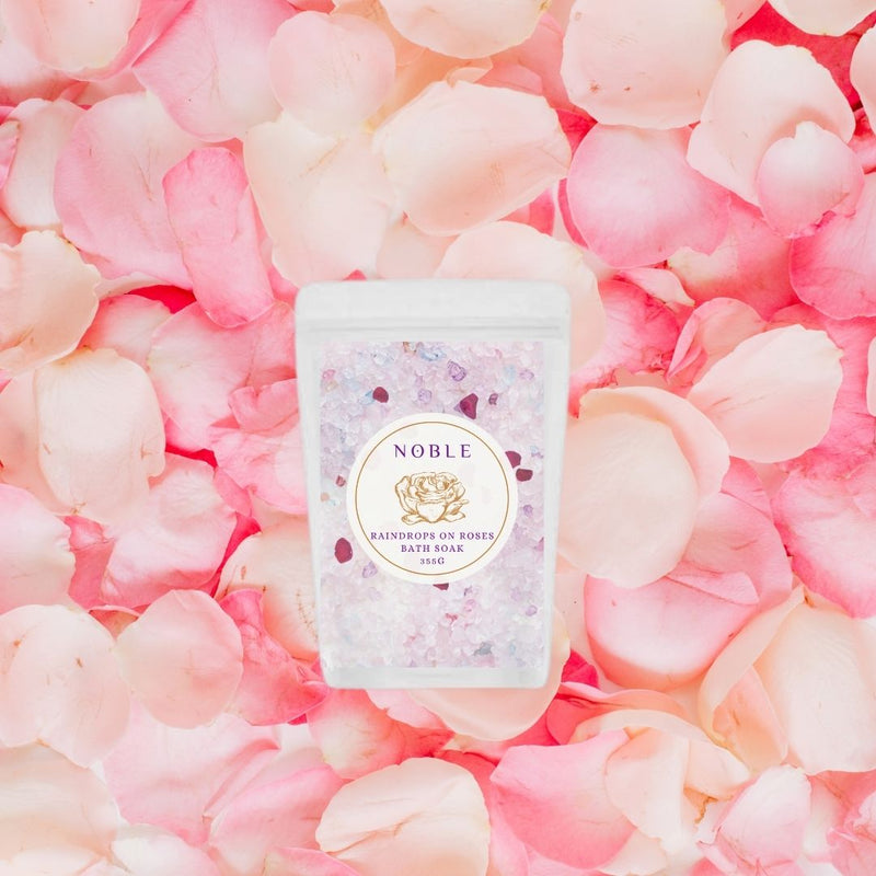 Raindrops On Roses Bath Soak
