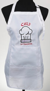 Personalized Embroidered Child's Apron