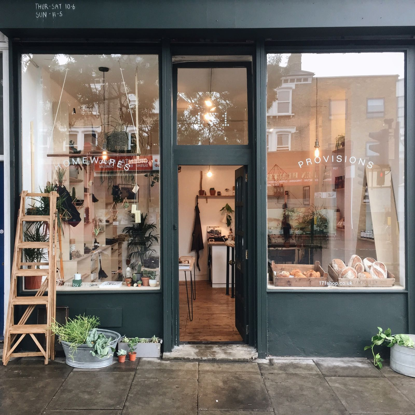 Our new Tufnell Park store , 171 Junction Road. N19