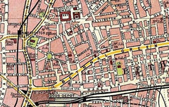 Map of Boundary Estate Area