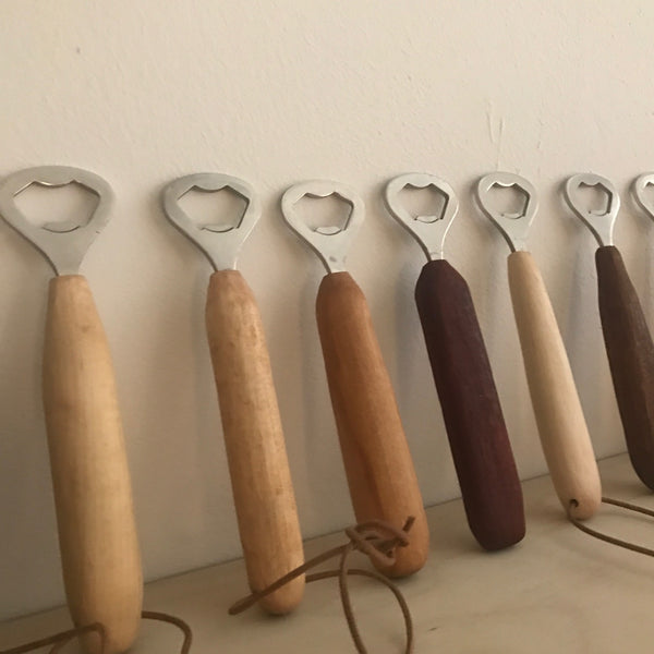 Week 4 : Bottle Openers