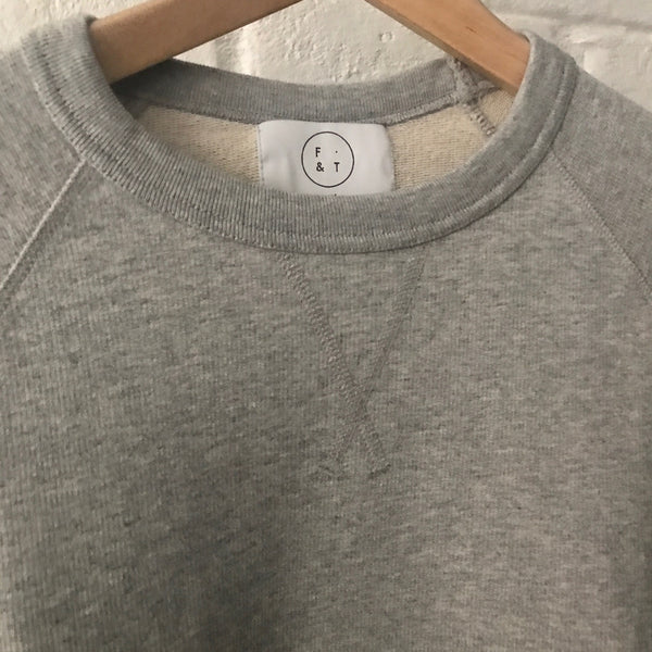 Form & Thread Grey Sweatshirt