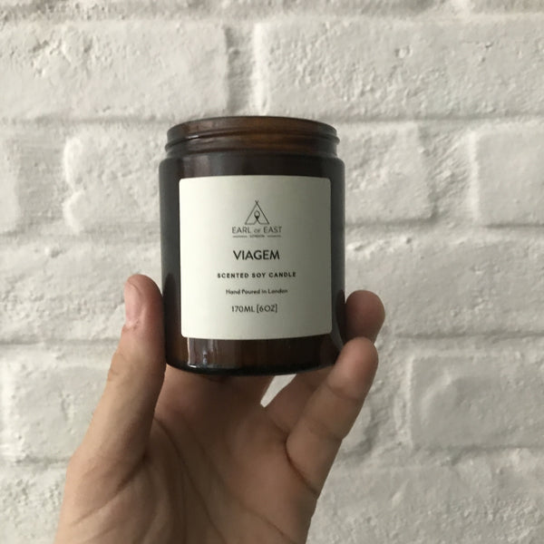 Earl of East London viagem candle