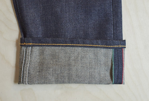 Sarva Japanese selvedge jeans: Made in Sweden