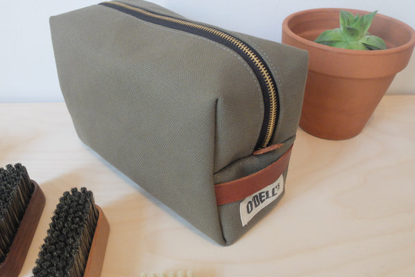 O'Dell's Wash Bag by Charlie Borrow - SALE