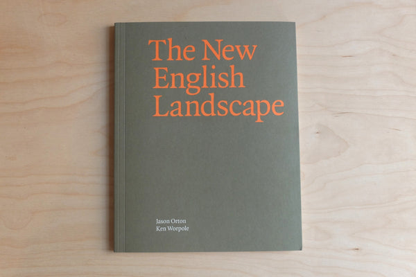 The New English Landscape (Best Seller)