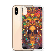 Quetzalcoatl Warrior - iPhone Case