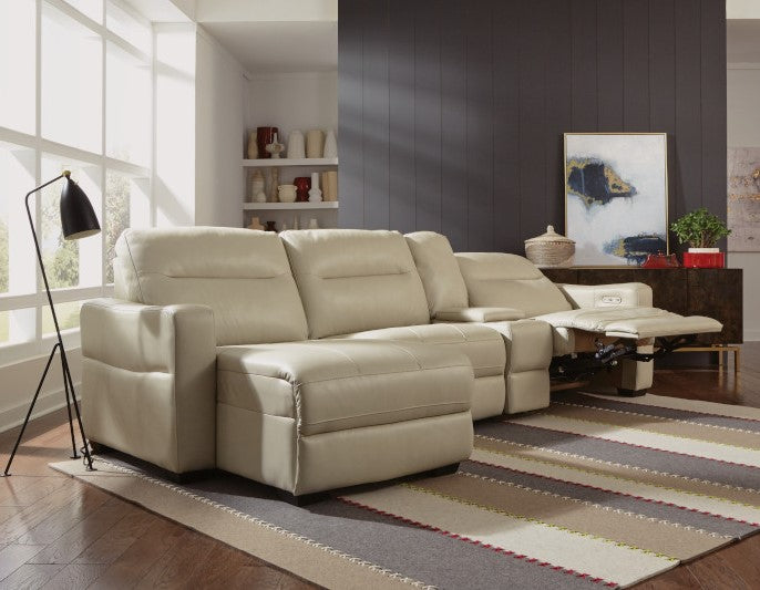 Monet Power Reclining Sectional