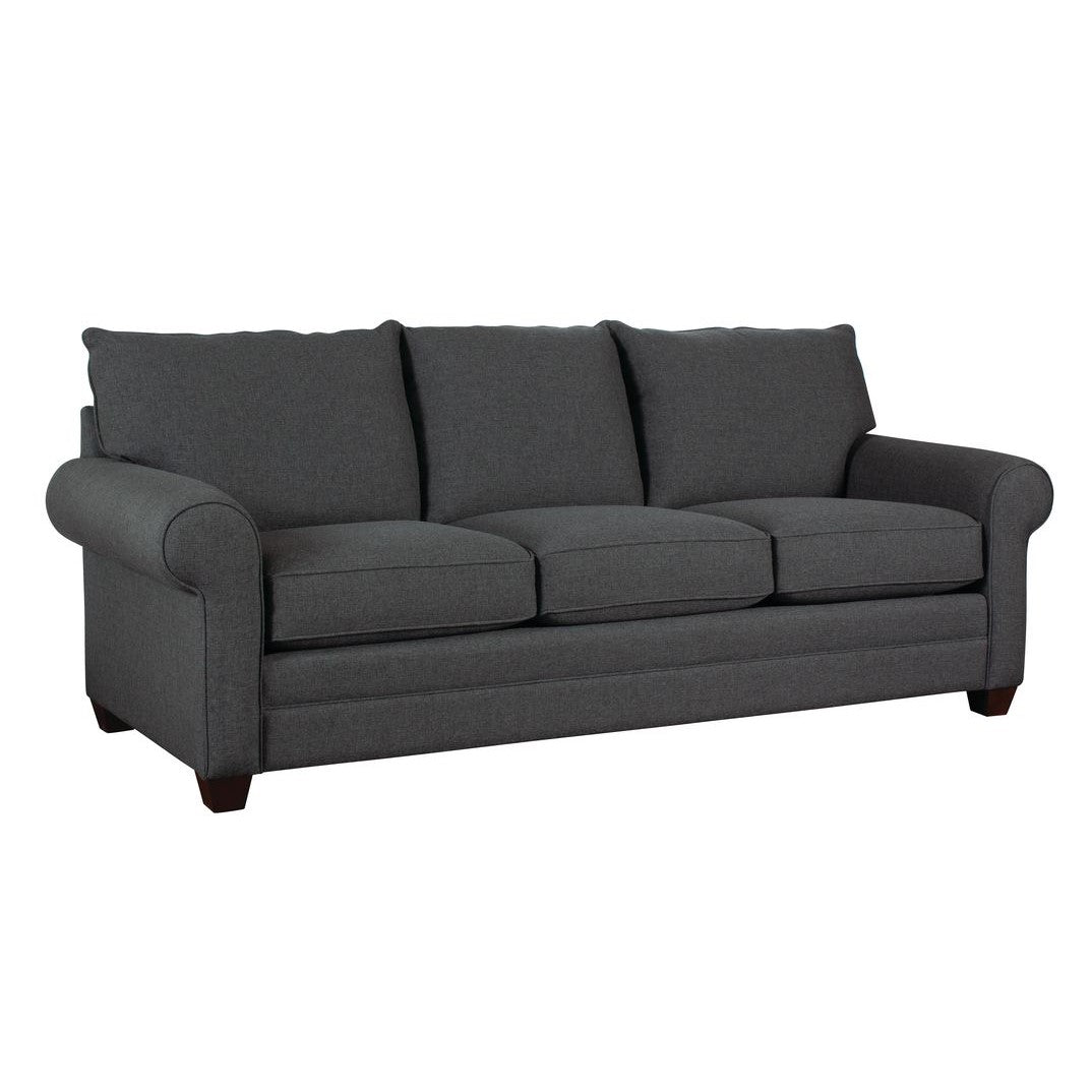 Alexander Large Roll Arm Sofa