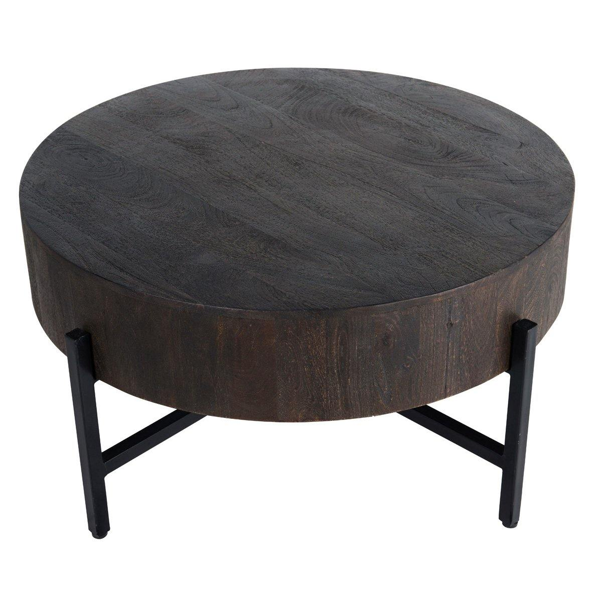Toronto Round Coffee Table - The Tin Roof Furniture
