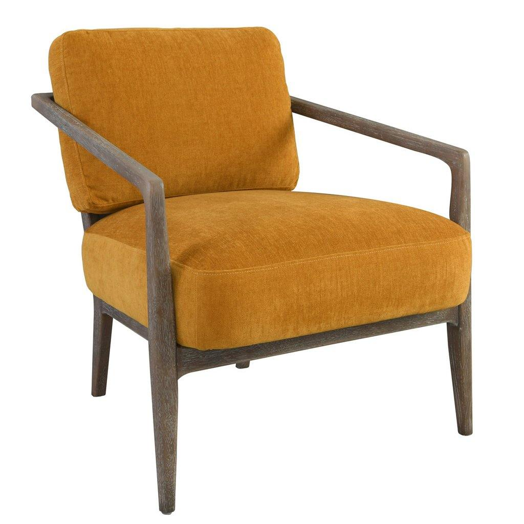 Felipe Amber Accent Chair - The Tin Roof Furniture