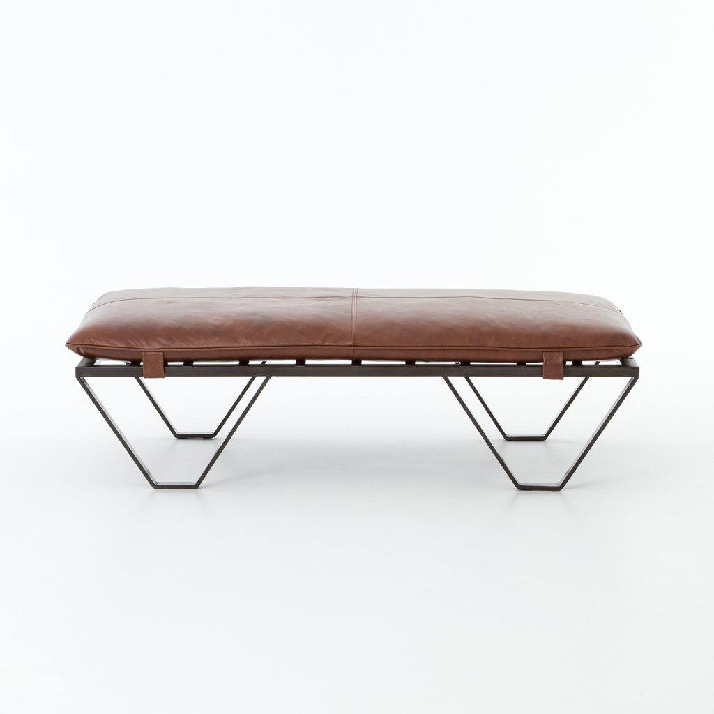 Darrow Ottoman - The Tin Roof Furniture
