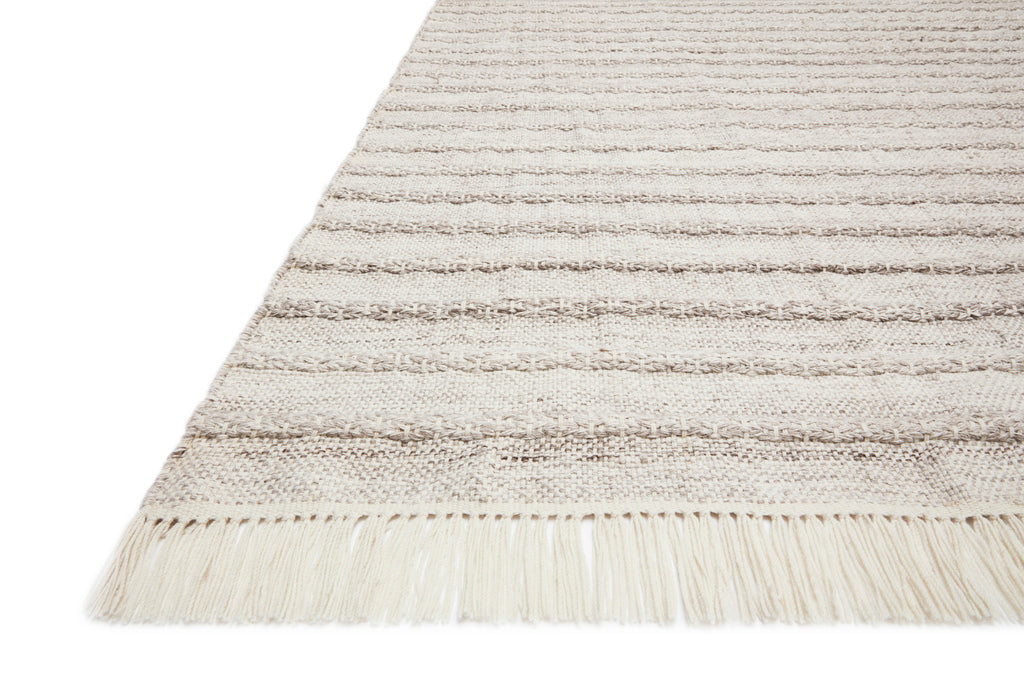 Rey Silver & Grey Indoor Outdoor Rug