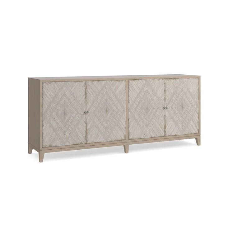 Telluride 4 Door Credenza - The Tin Roof Furniture