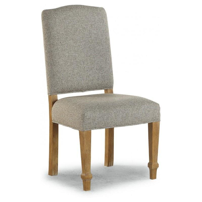 Tahoe Upholstered Side Chair - The Tin Roof Furniture