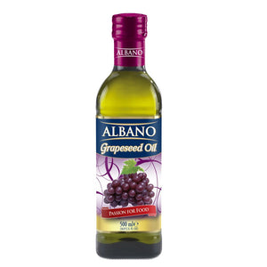 ALBANO GRAPESEED OIL 500ML