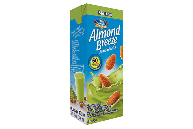 BLUE DIAMOND ALMOND BREEZE MATCHA 946ML