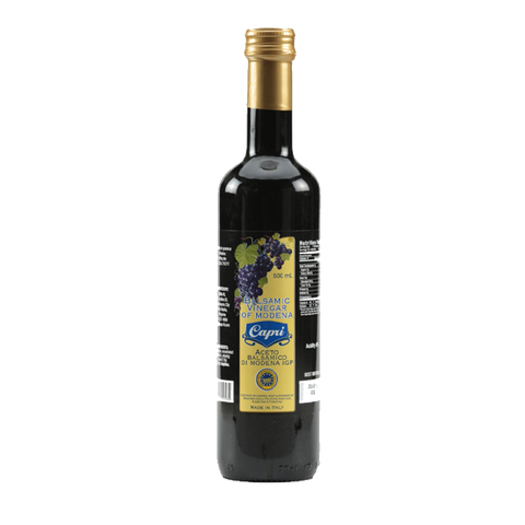 """CAPRI"" BALSAMIC VINEGAR 500ML"