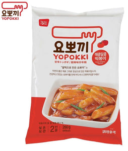 TOPOKKI POUCH SWEET & SPICY - 280G