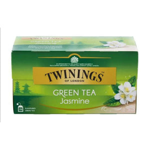 TEA TWININGS JASMIN GREEN 25X2G