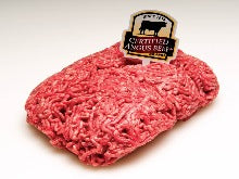 CERTIFIED ANGUS GROUND BEEF