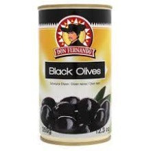 Black Olives Stoneless (350g)