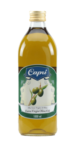 """CAPRI"" EXTRA VIRGIN OLIVE OIL 1LTR"