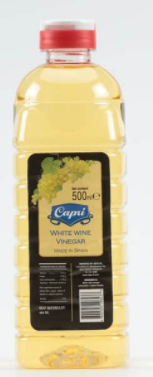 """CAPRI"" WHITE WINE VINEGAR 1LTR"
