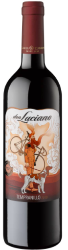 DON LUCIANO TEMPRANILLO RED WINE