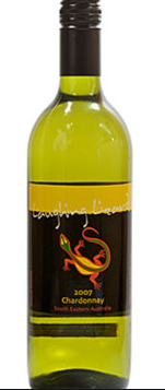 LAUGHING LIZARD CHARDONNAY 75CL 16/18