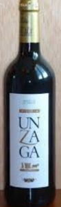 VINA UNZAGA RED WINE