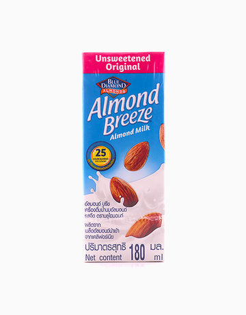 BLUE DIAMOND ALMOND BREEZE UNSWEETEND ORIGINAL 180ML