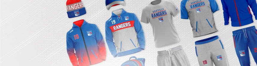 Oakville Rangers Team Collection