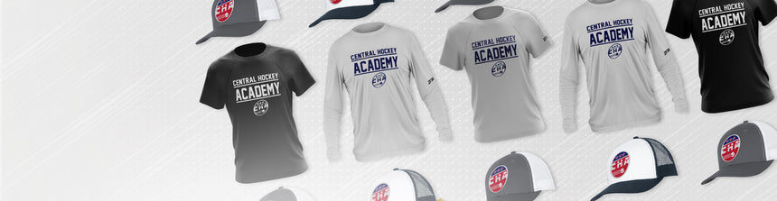 Central Hockey Academy Team Collection