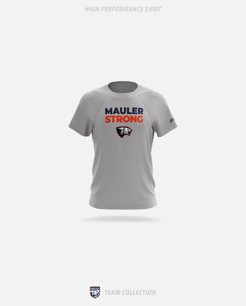 Parkland Junior Maulers High-Performance Shirt - GSW Team Collection