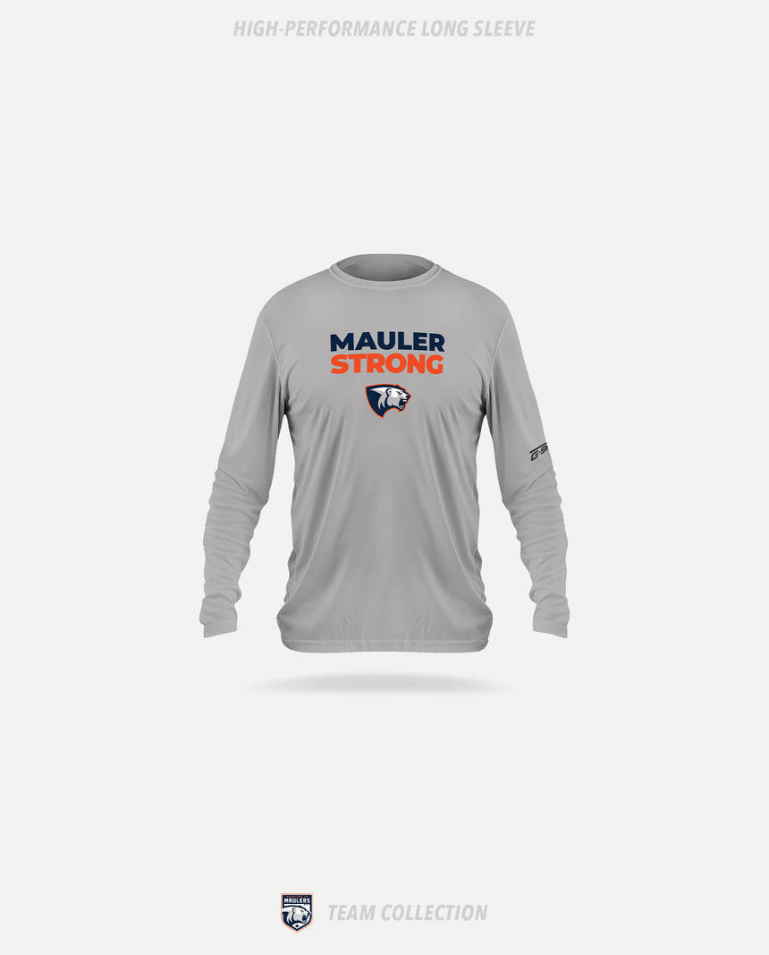 Parkland Junior Maulers High-Performance Long Sleeve - GSW Team Collection
