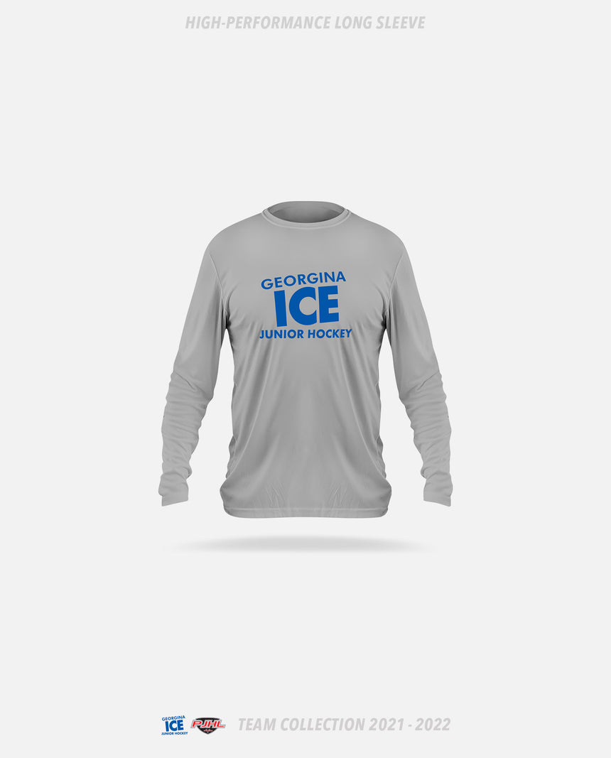 Georgina Ice High-Performance Long Sleeve - GSW Team Collection 2020-2021
