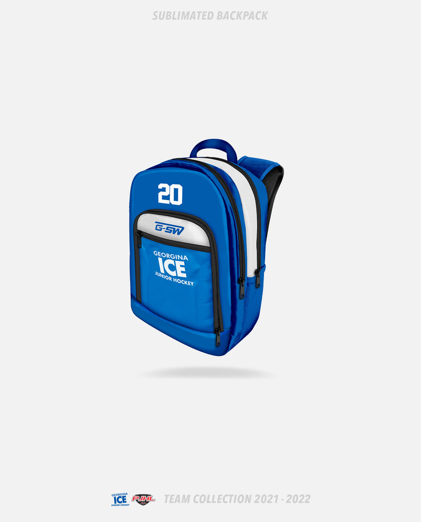 Georgina Ice Sublimated Backpack - GSW Team Collection 2020-2021