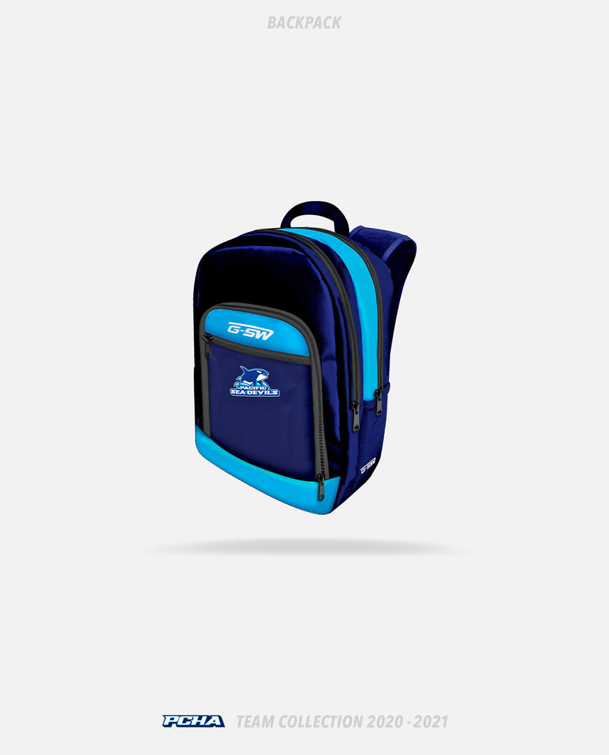 PCHA Sea Devils Backpack - PCHA Sea Devils Team Collection 2020-2021