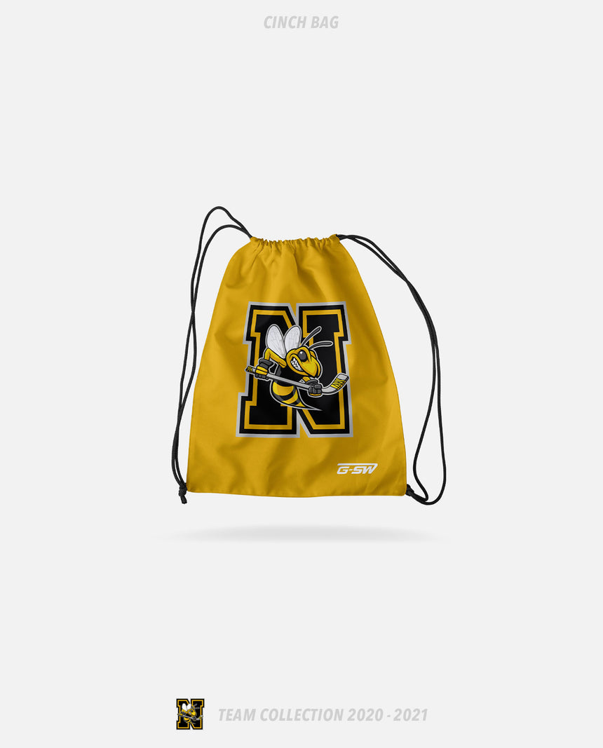 Norwood Hornets Cinch Bag - GSW Team Collection 2020-2021