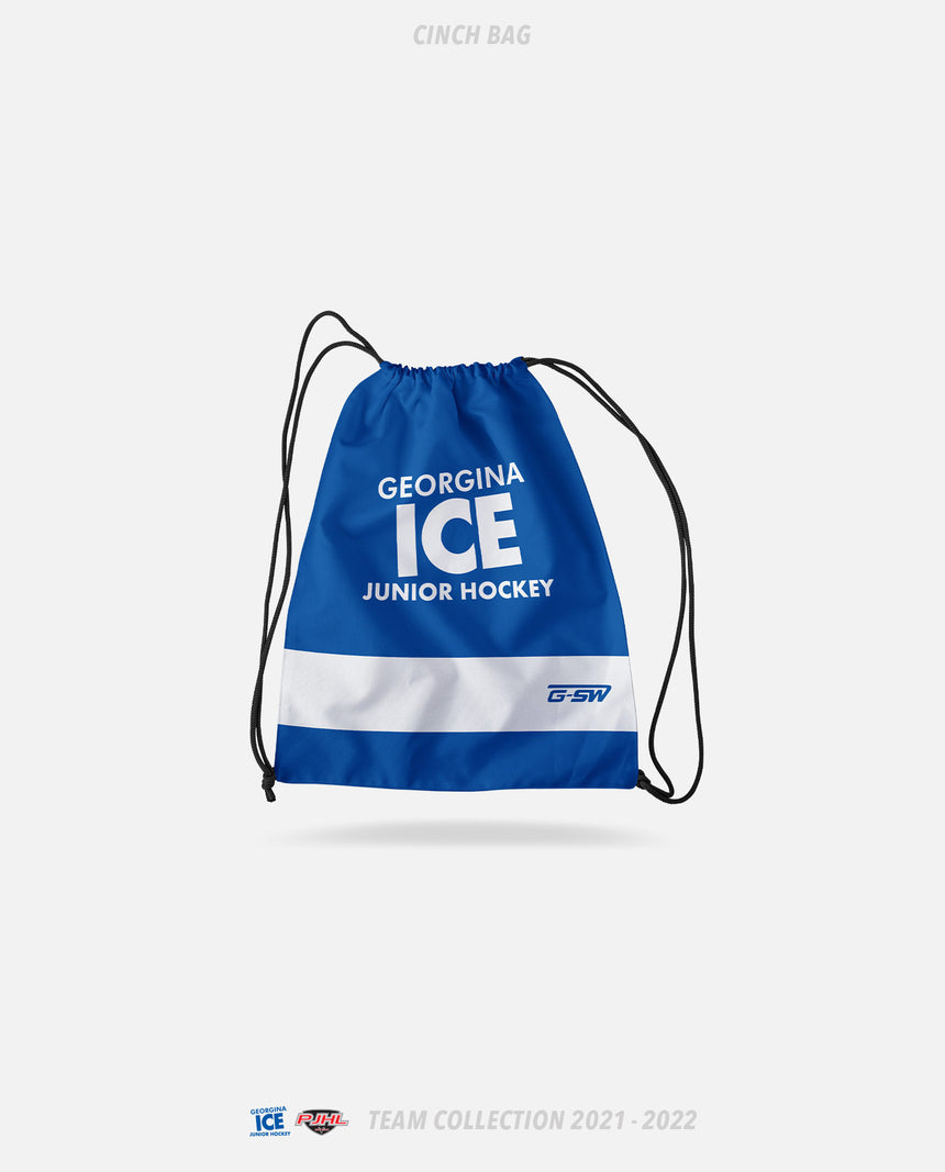 Georgina Ice Cinch Bag - GSW Team Collection 2020-2021
