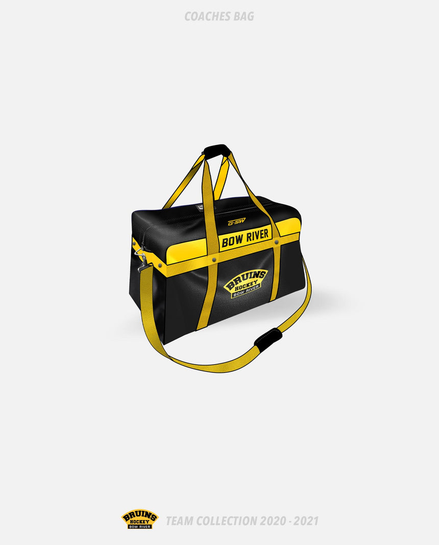 Bow River Bruins Coaches Bag - Bow River Bruins Team Collection 2020-2021