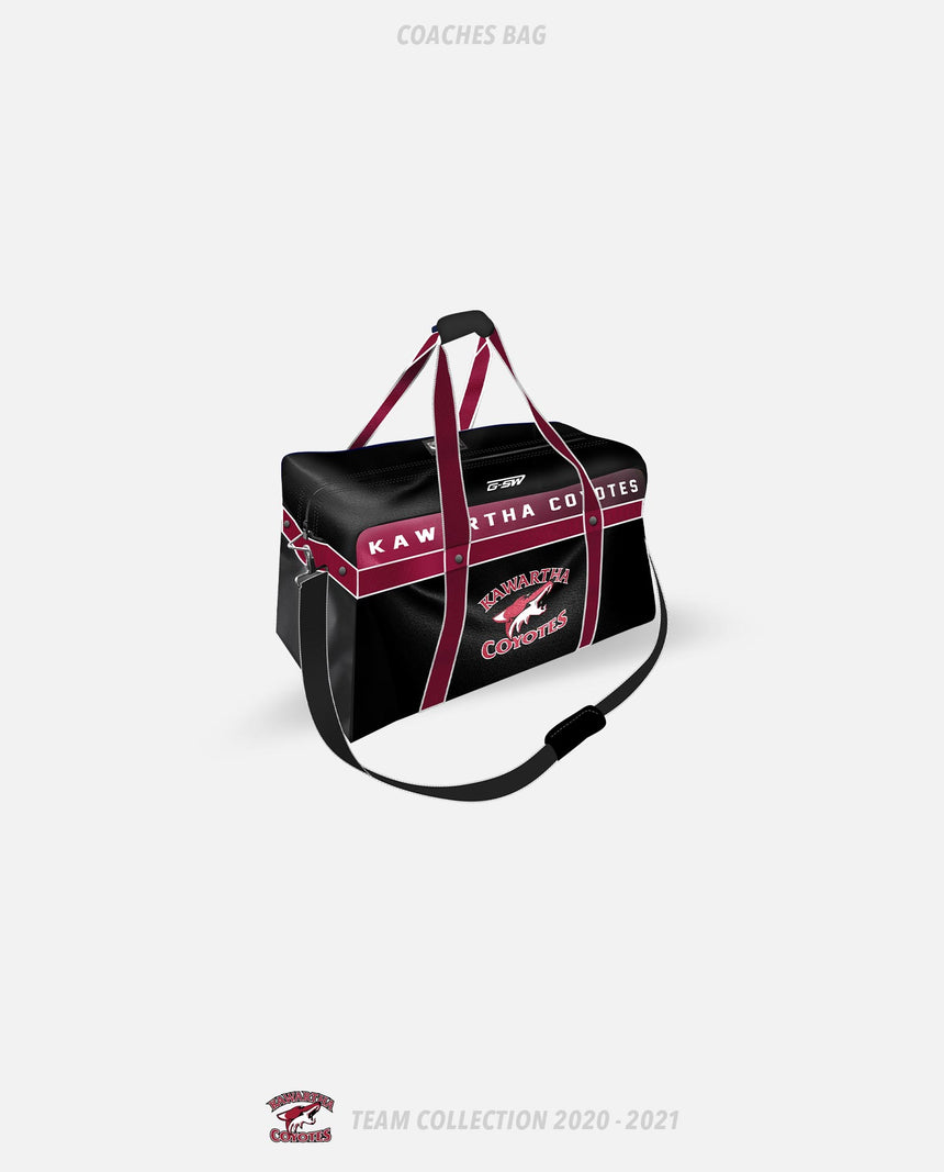 Kawartha Coyotes Coaches Bag - GSW Team Collection 2020-2021