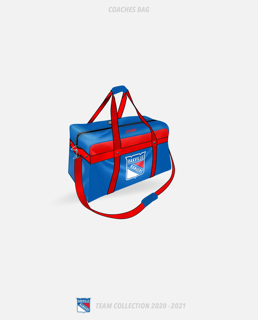 Oakville Rangers Coaches Bag - Oakville Rangers Team Collection 2020-2021