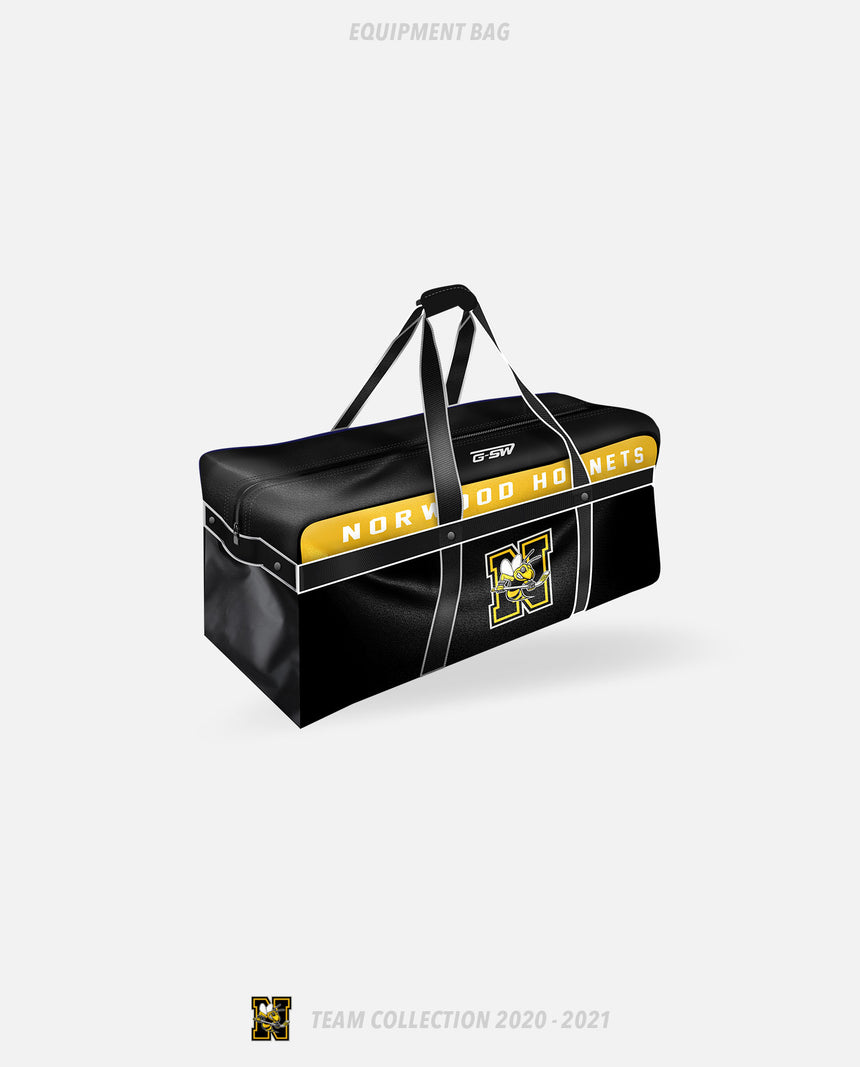 Norwood Hornets Equipment Bag - GSW Team Collection 2020-2021