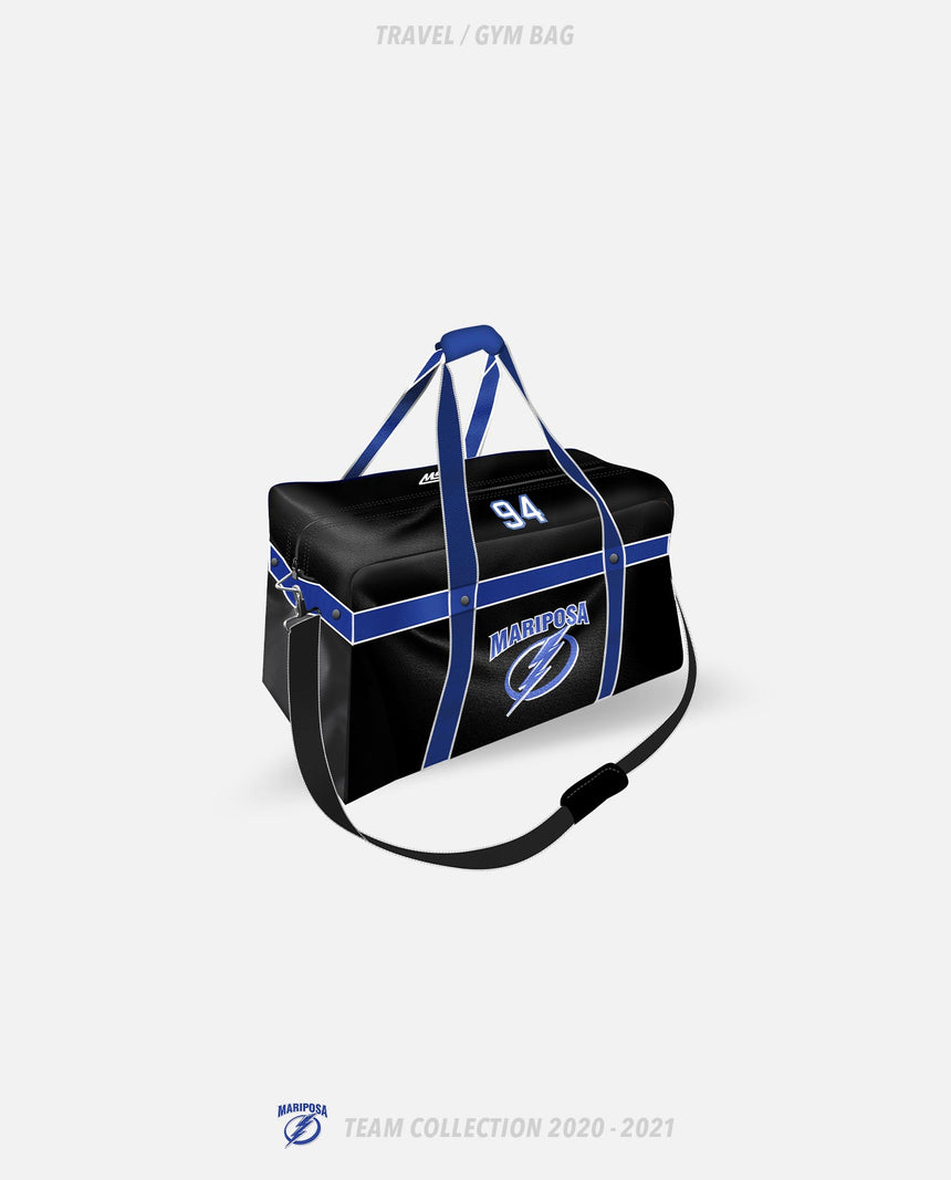 Mariposa Lightning Travel/Gym Bag - GSW Team Collection 2020-2021